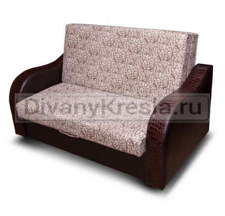 Диван Лель-В КЗ замша