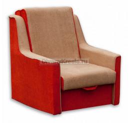 Кресло кровать Классик марон однотонный